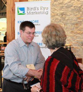 David Bird, Principal and Found of Bird's Eye Marketing