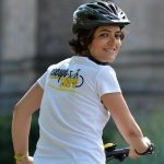 Maria Rasouli, Owner Escape Bicycle Tours