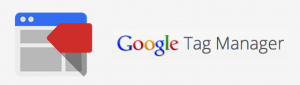 Google Tag Manager Logo courtesy of DMR dot org