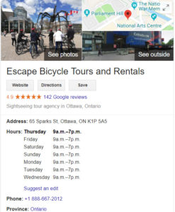 Google My Business – Time to Get Your Business on the (Google) Map